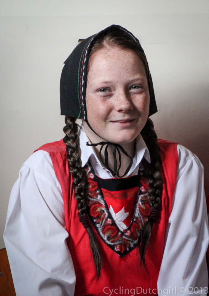 Norway/Kiwi girl