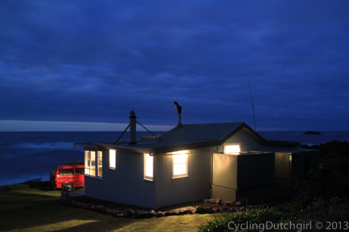 The Cape Palliser Shack