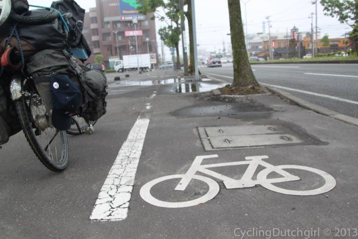 Bike Lane, sort off
