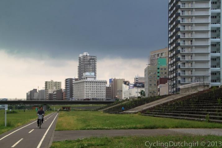 Sapporo Bike Track