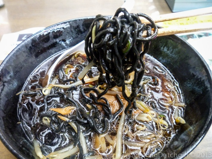 Black Noodles