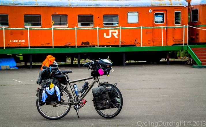 Rider house / train