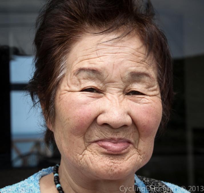 Yuki's mum