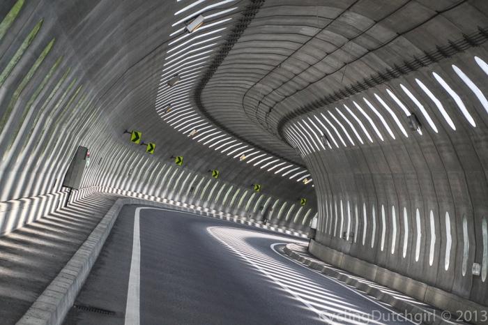A no tunnel tunnel
