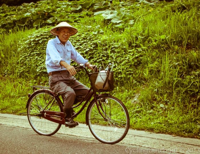 Fellow Cyclist