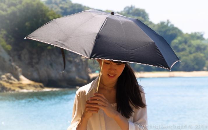 Umbrella good for everything