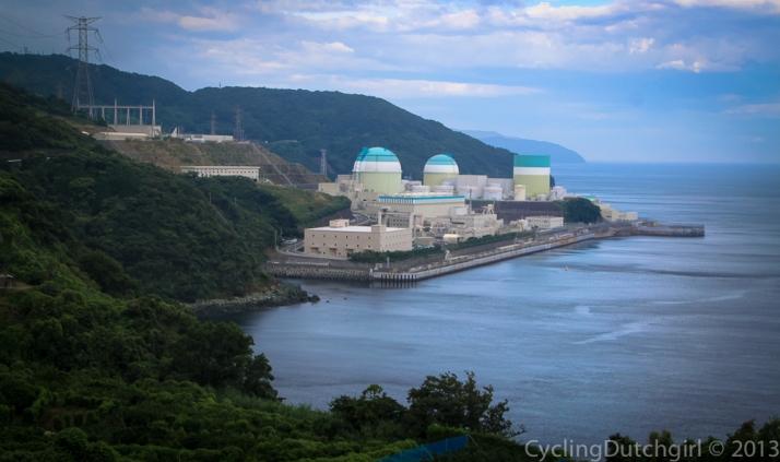 Nuclair power plant