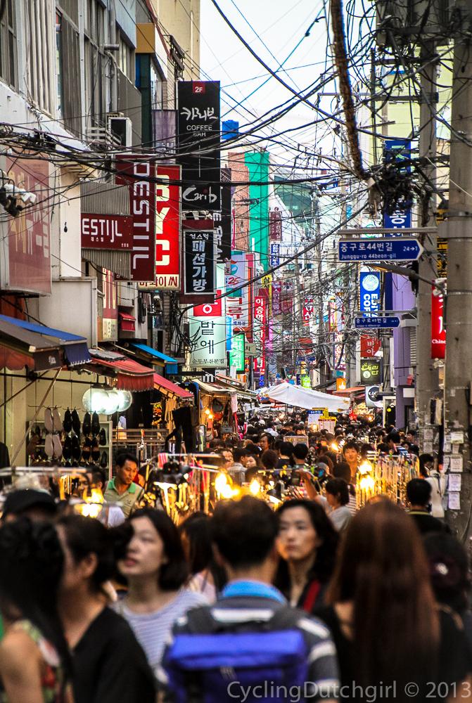 Street Life, Busan