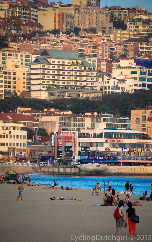 Busan Beach