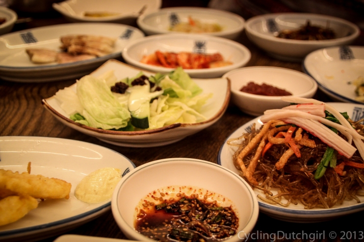 Side Dishes!