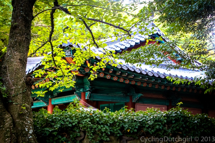 Temple on Jeju