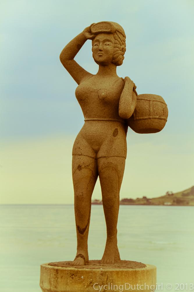 Haenyo Statue