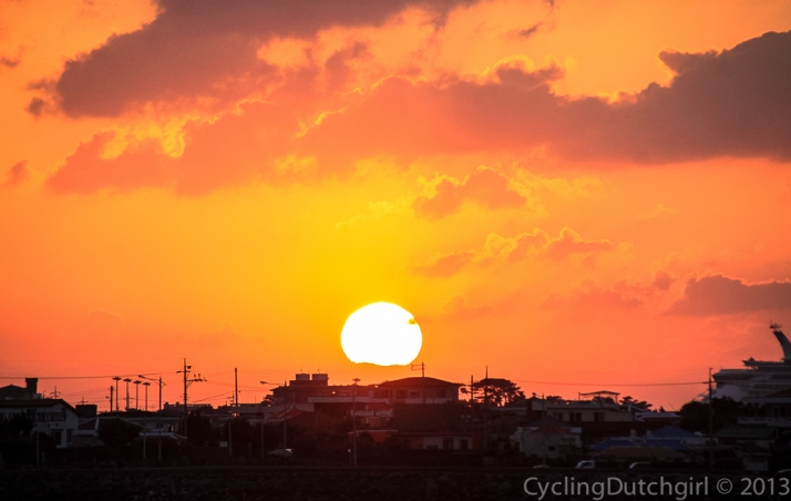 Jeju Sunset