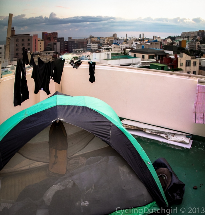 Roof top Camping