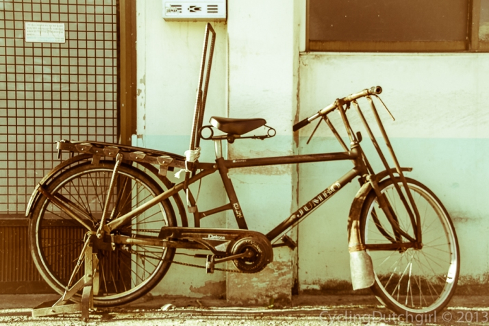 Old Bike one