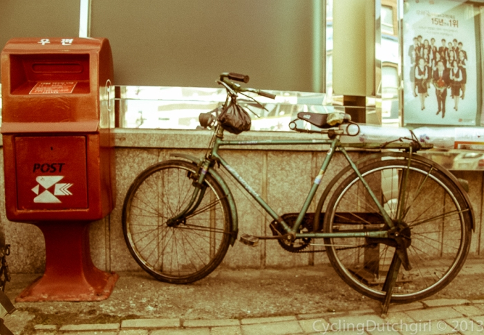 Old Bike two
