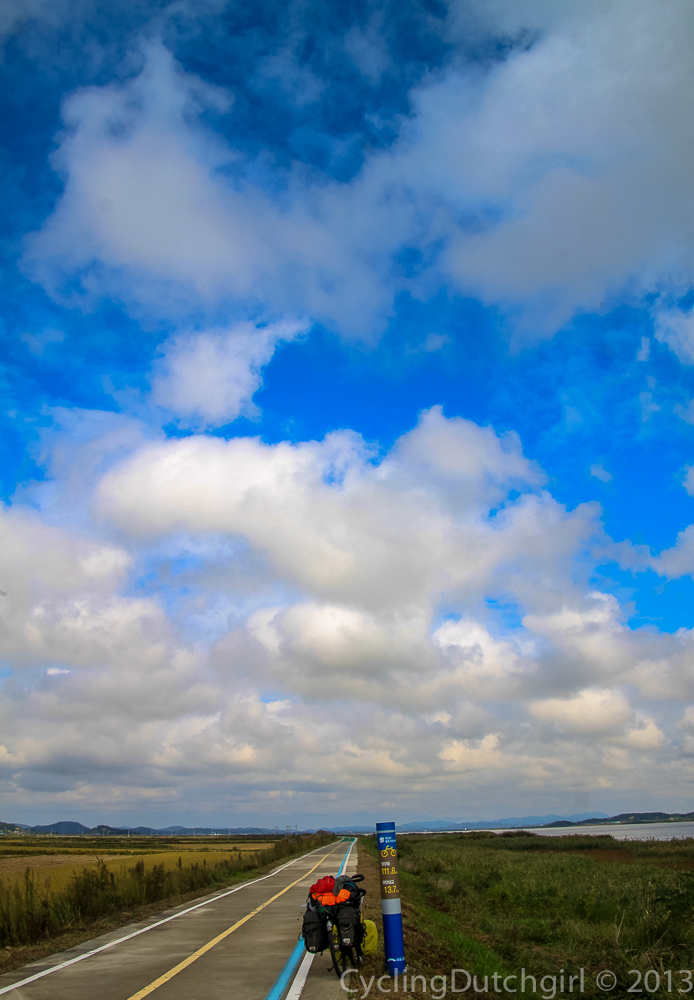Big sky country...