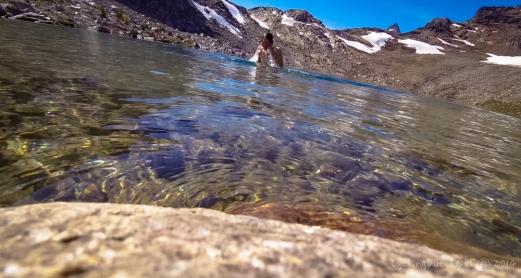 cold swim