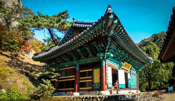 Temple at Horse Ear Mountain