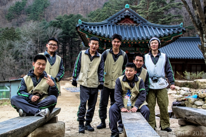Nice army dudes
