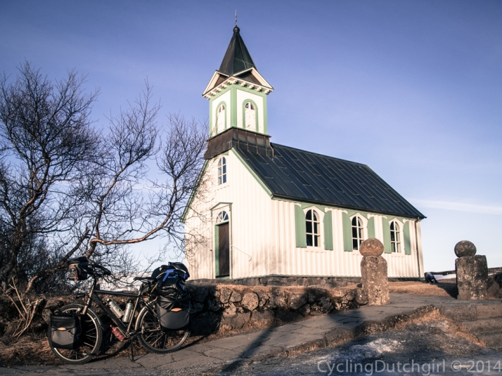 little old church