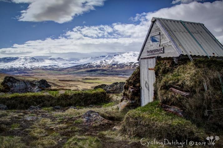 Little hut on the hill