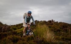 ride through the bog