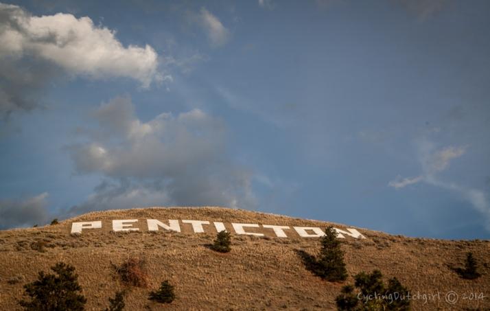 Penticton hills
