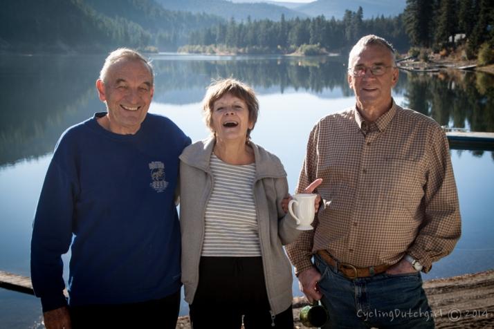 Ray, Sonja & Jack