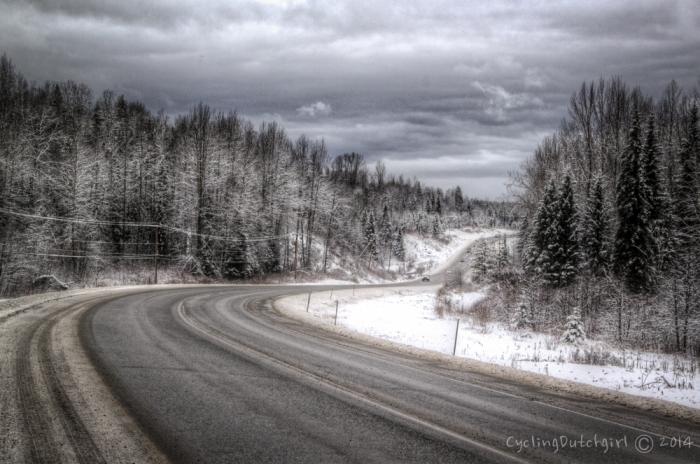More Wintery