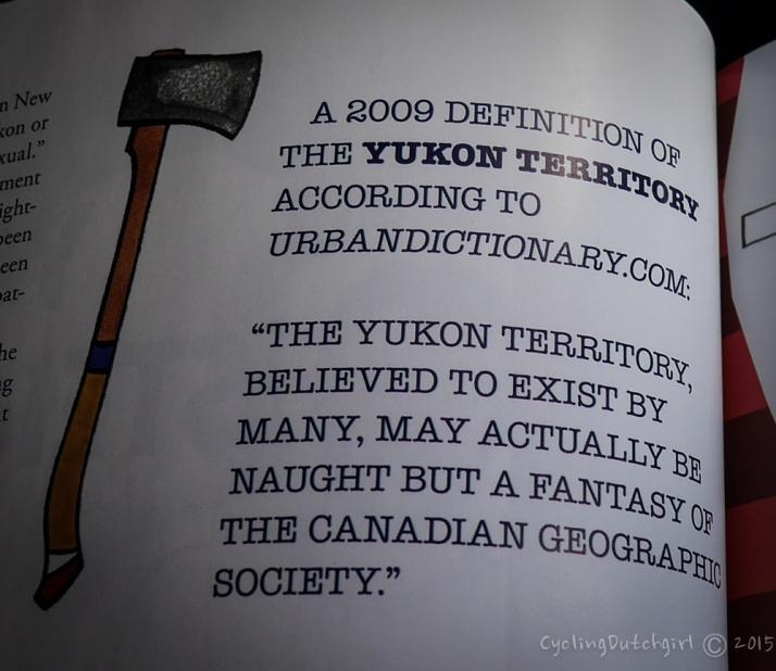 that's Yukon