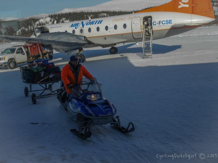 Luggage Yukon-Style