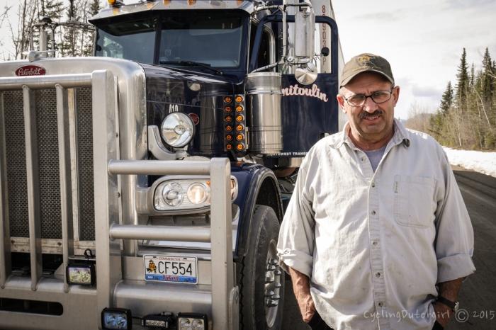 Truckdriver Renee
