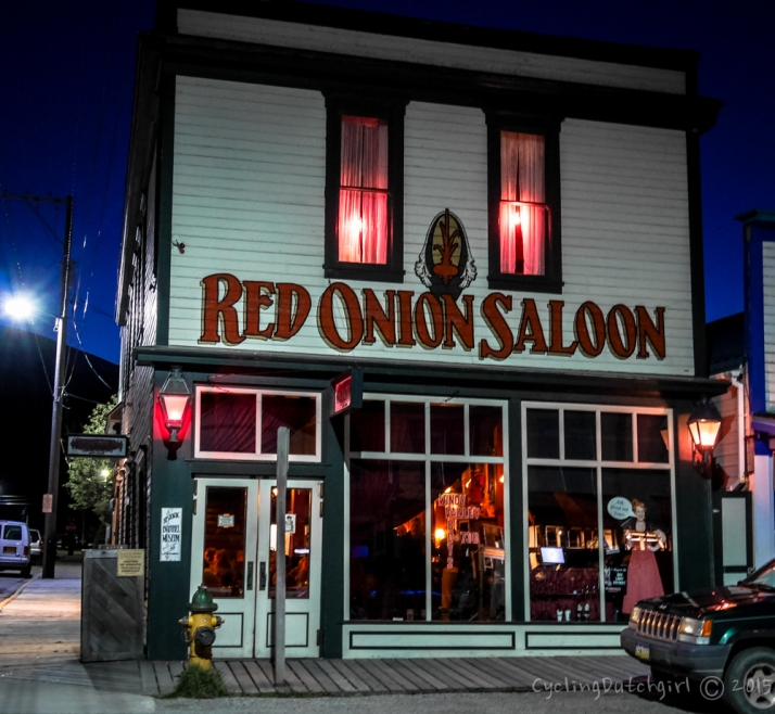 Red Onion Saloon