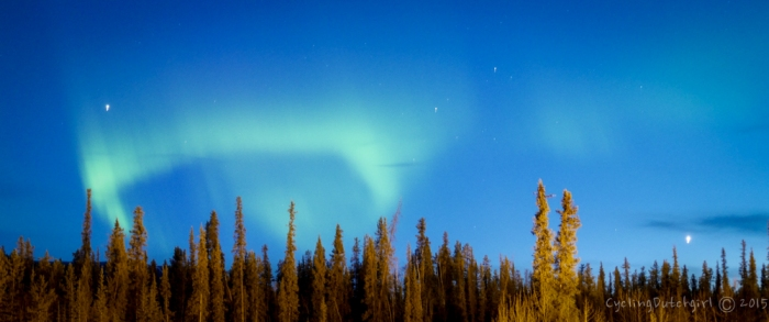 Still Northern Lights