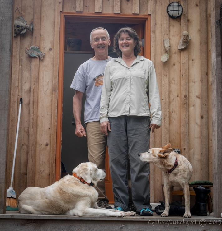Warren & Susan