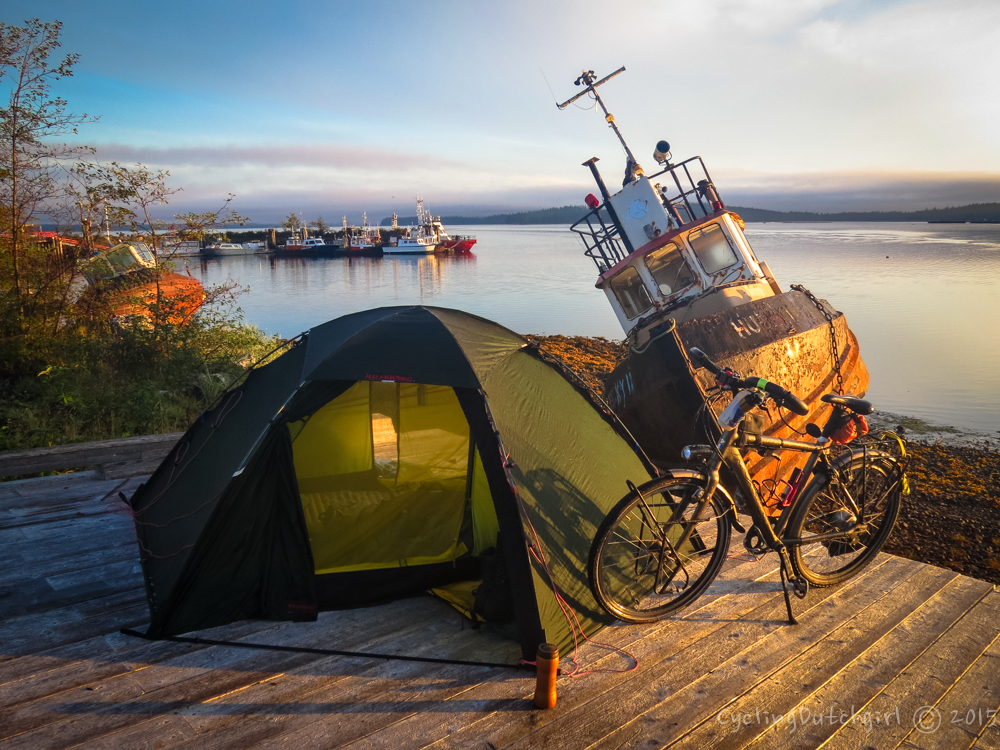 Hilleberg Staika & Balancing on the edge of the world | Cycling Dutch Girl