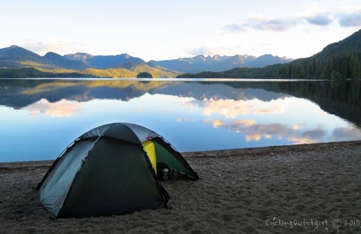 tent beach hills