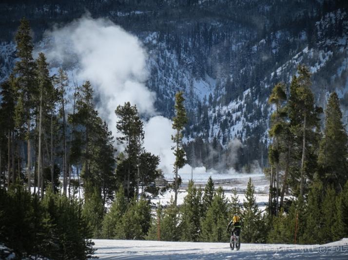 Ray in Yellowstone