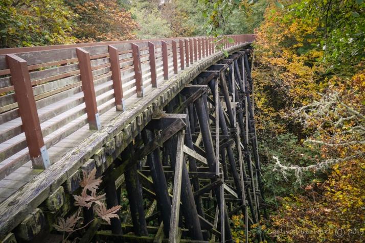 Railway tressle