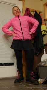 serious pink