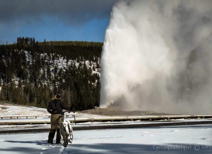 Alone in Yellowstone