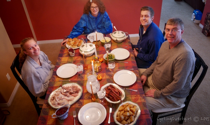 Thanksgiving with the Westgate's