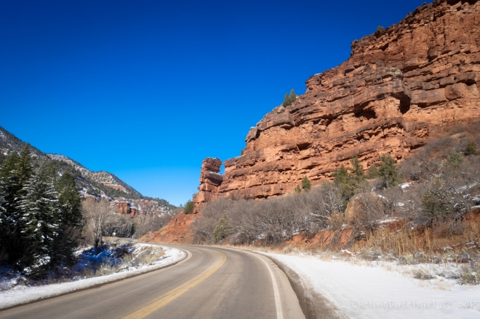 Colorado roads
