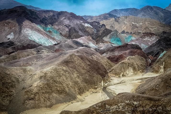 Artist pallet, death valley