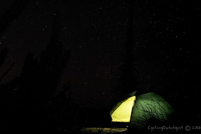 stormproof tent