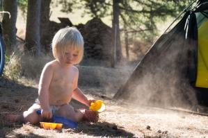 dusty play